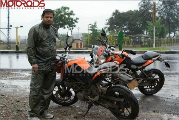 Bajaj KTM DUKE 125, 200 y 350 Bajaj-Ktm-Duke-200-1