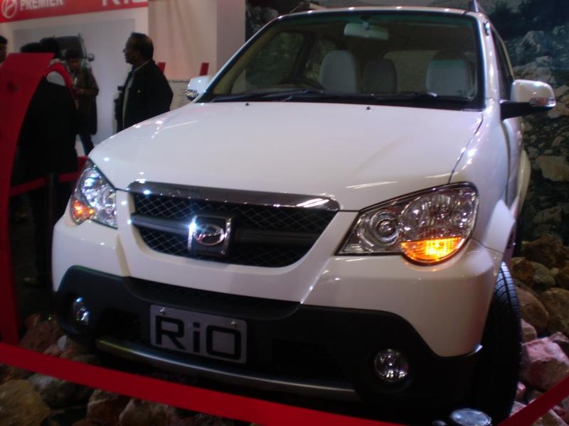 Premier Rio facelift