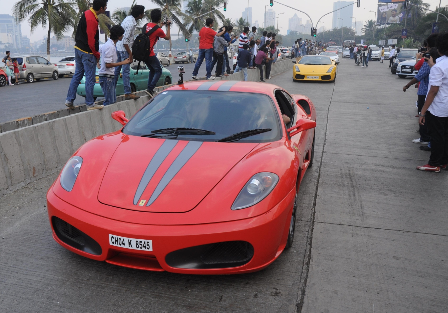 Edition Of The Parx Super Car Show Gets A Glittering Start In