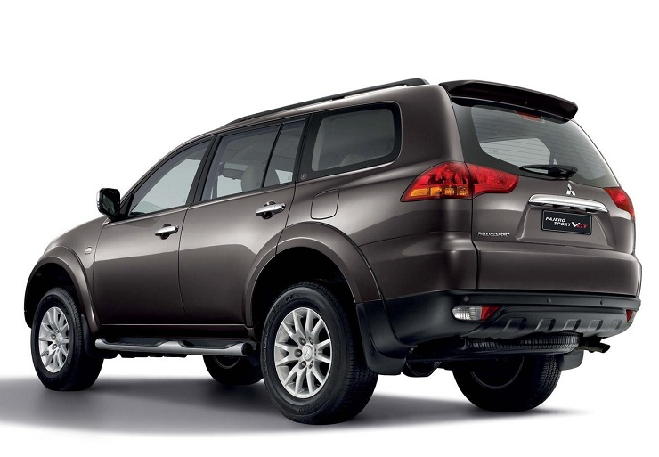 Published March 12, 2012 at 740 × 513 in Pajero Sport launched at Rs