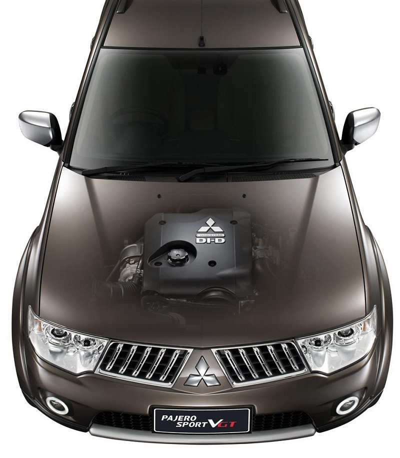 Published March 12, 2012 at 800 × 916 in Pajero Sport launched at Rs