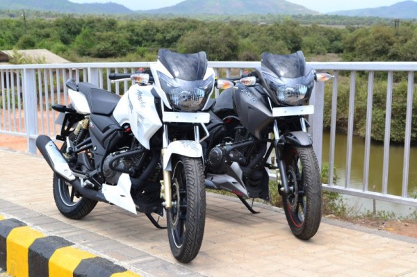the all new tvs apache 2012 series ridden complete review