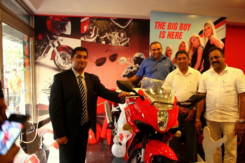 Interview with Mr. Shirish Kulkarni, MD of DSK Motowheels