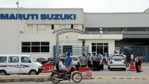 Maruti Suzuki opens Manesar plant