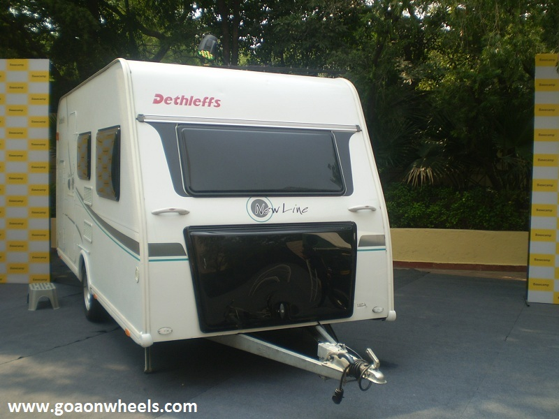 Excellent PICS CaravanMotorhomes In India  Page 2  TeamBHP