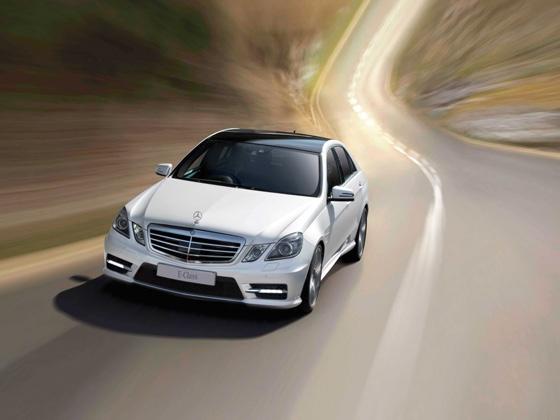Mercedes benz launches c class e class sport edition for Mercedes benz c class sports edition