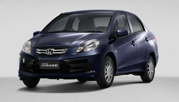 Honda Amaze Launched In Thailand All Details Inside