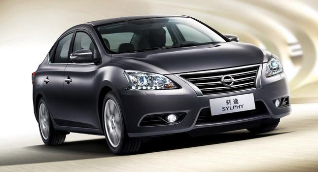 2013-Nissan-Sylphy-Sentra