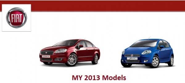Fiat Linea Punto 2013