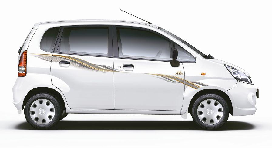 Maruti Suzuki limited edition Estilo Nlive side