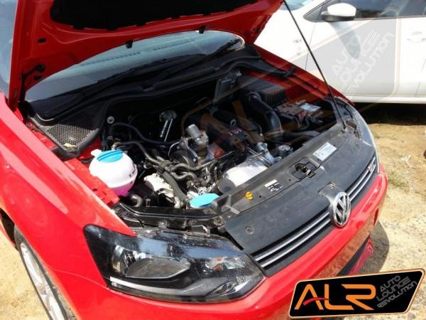 Polo GT TSI engine