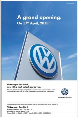Volkswagen North Goa
