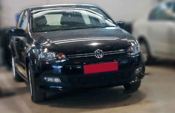 Volkswagen Polo 1.2 TSI front