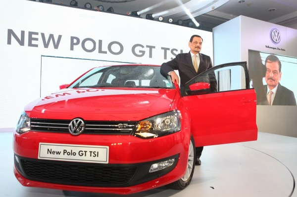 Polo GT TSI launch in India