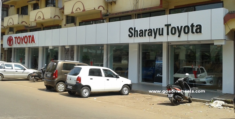 Sharayu Toyota Panjim