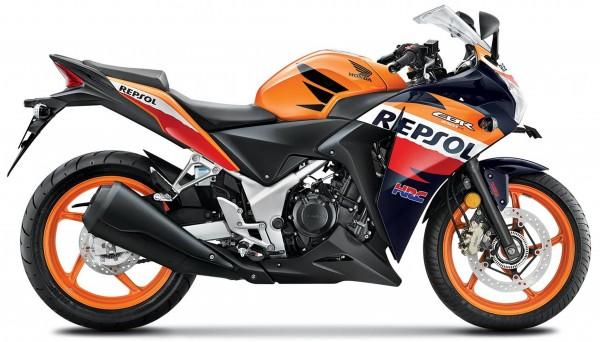 2013 Honda CBR 250R Repsol