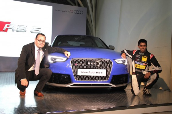 Audi RS 5 launched