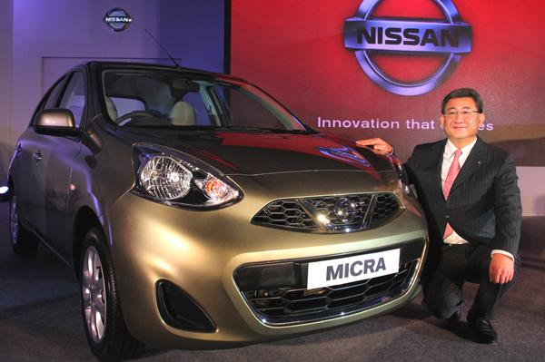 New Micra launched