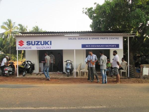 Kunde Suzuki Cancona