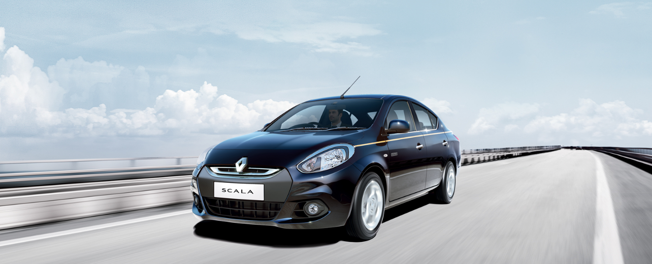 Renault Scala Travelogue Edition 2014