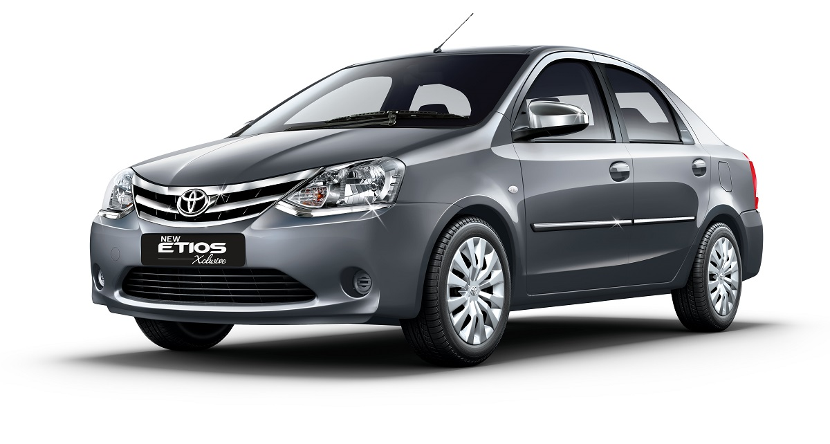New Etios Xclusive – Limited Edition