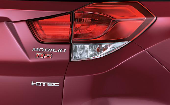 Honda Mobilio Rs Rs Emblem