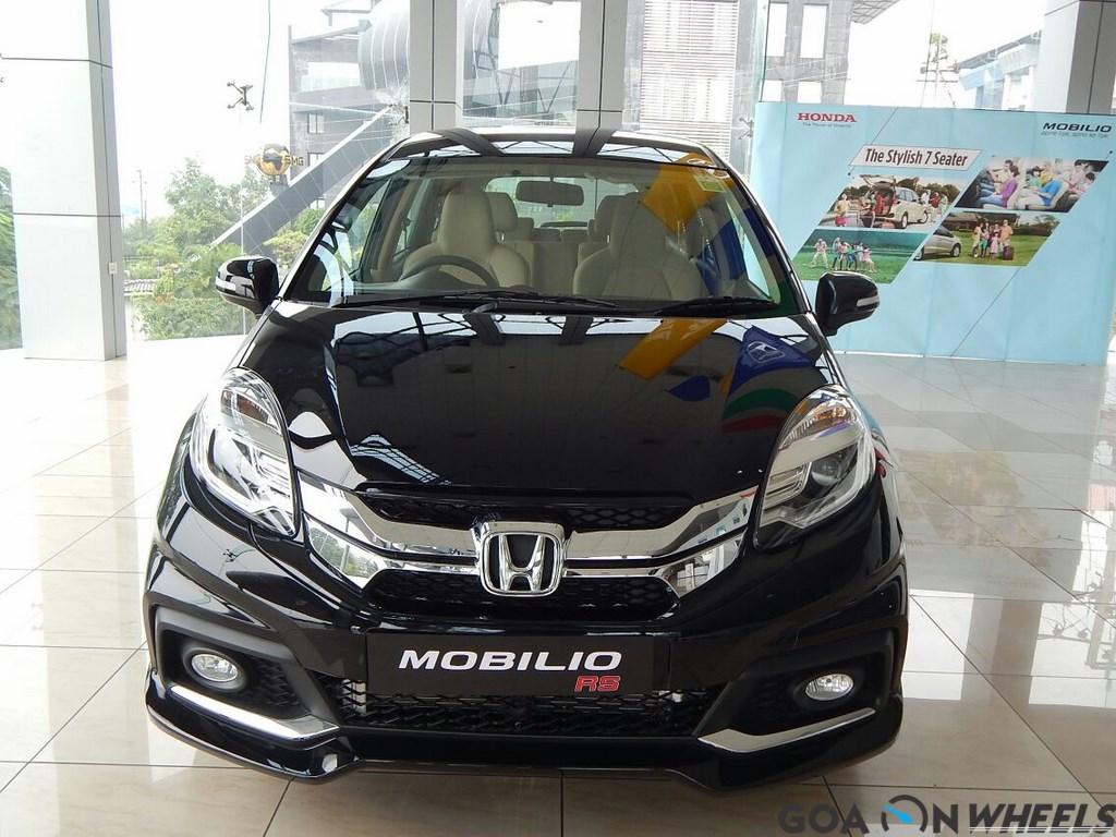 Honda Mobilio RS launch Goa 2 (Copy)