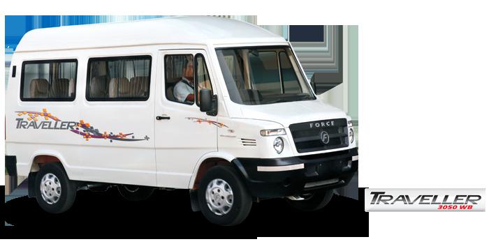 Force Motors Traveller 3050