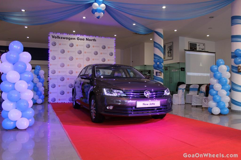 Volkswagen Jetta Goa launch (2)