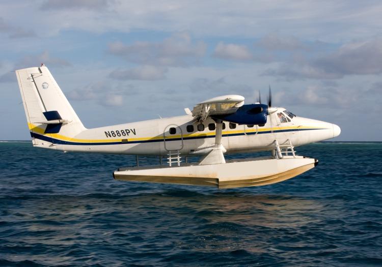 Goa Seaplane service