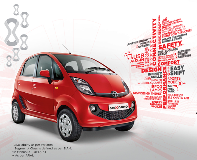 Tata Motors To Launch Nano Genx On 19th May