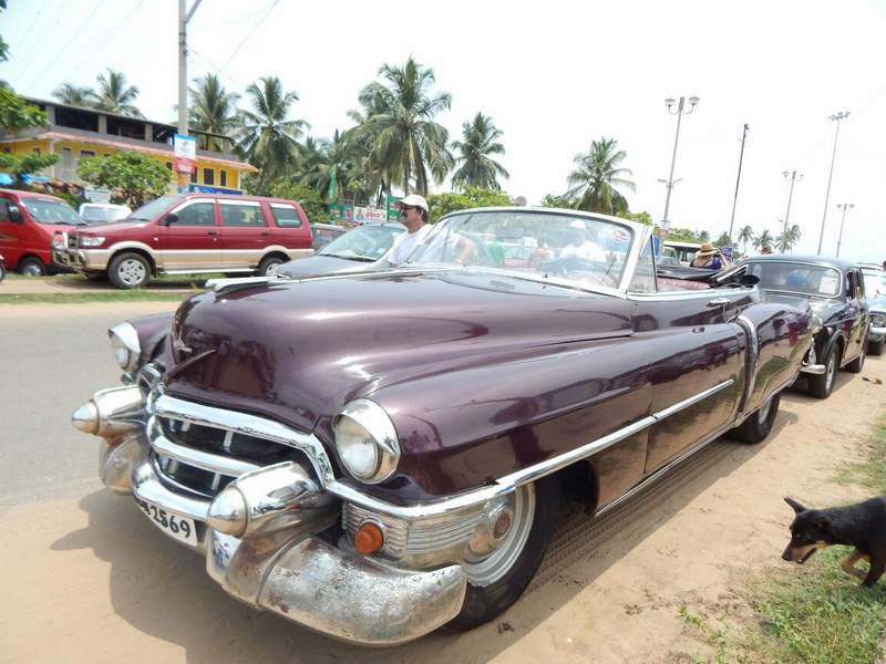 Over Cars To Participate For Goa Vintage Bike And Car Festival