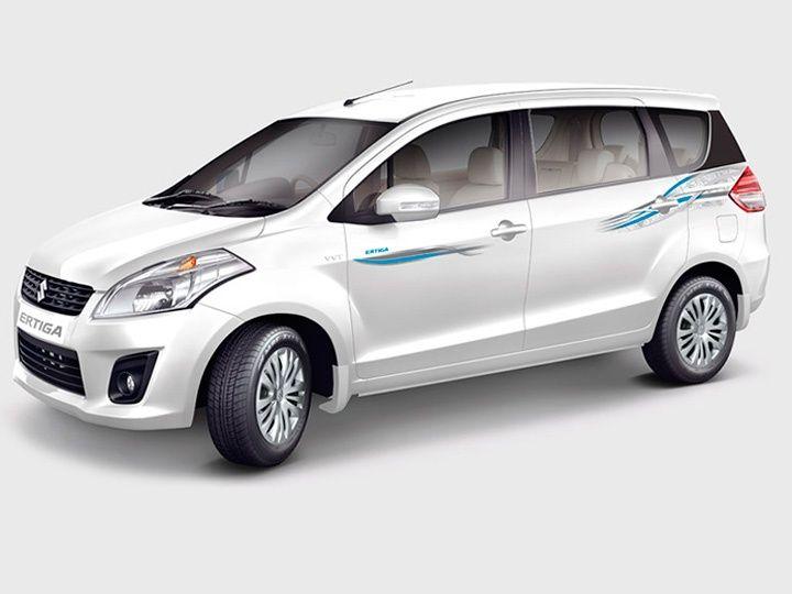 Maruti Suzuki Ertiga Paseo Edition