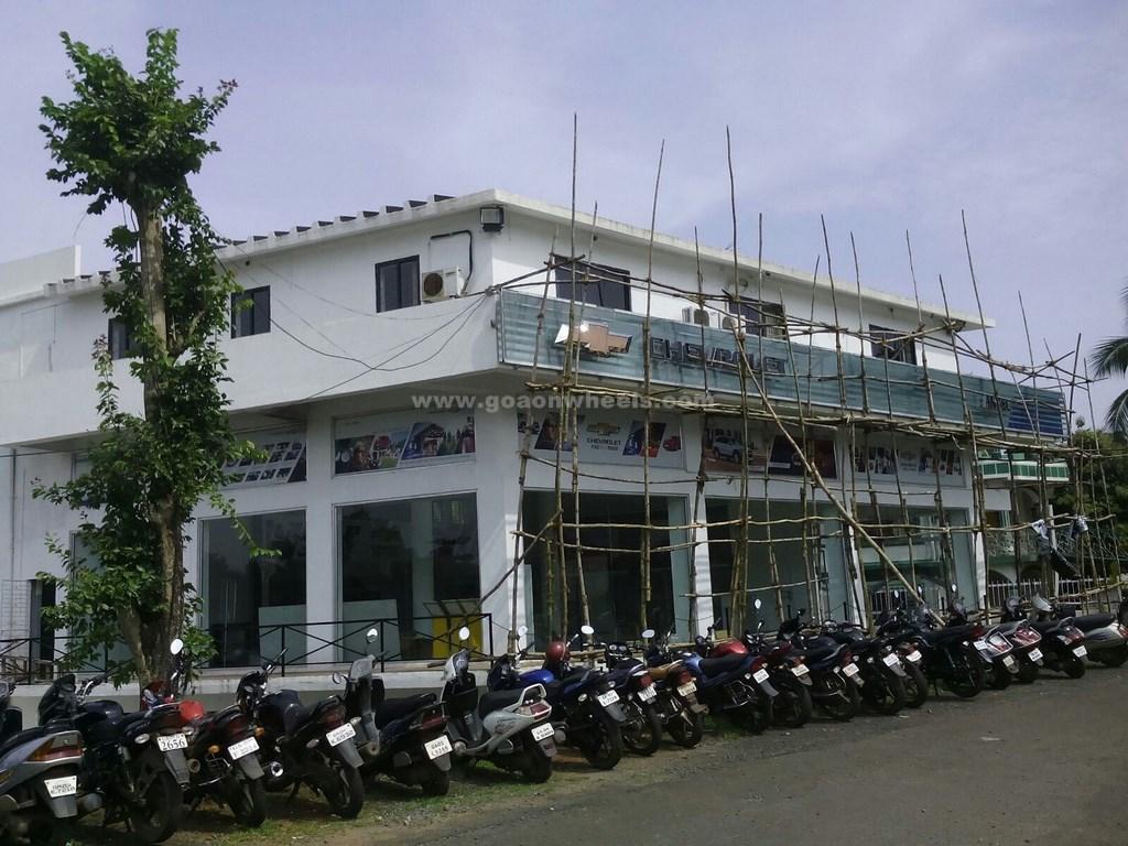 Chverolet Goa