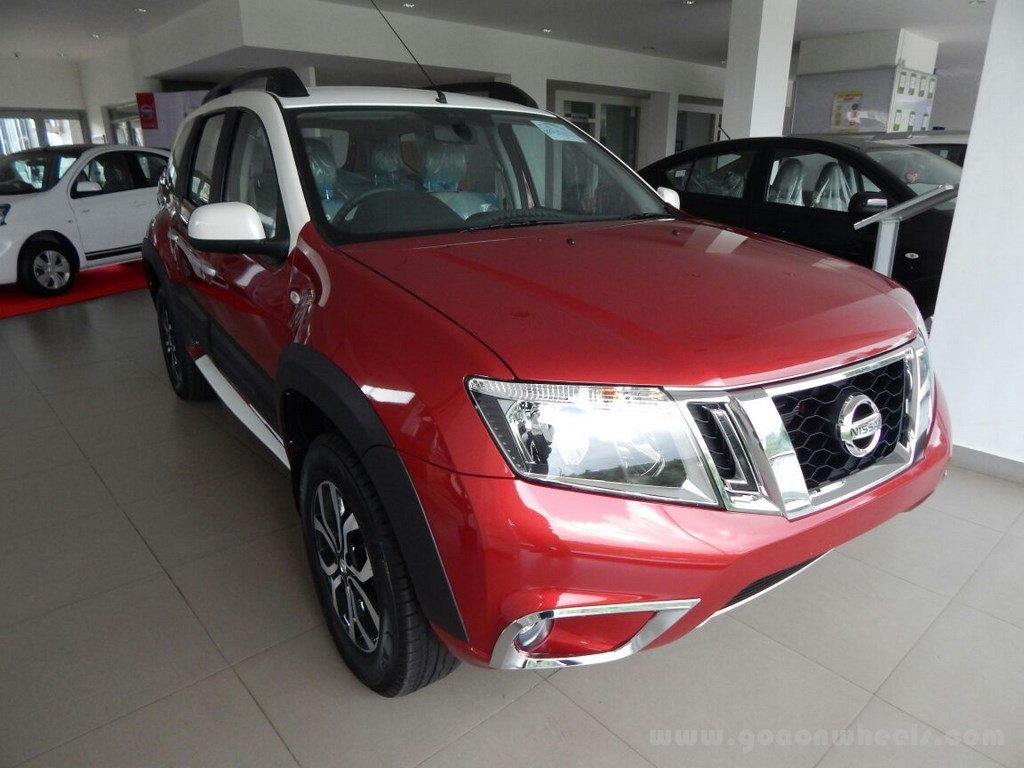 Nissan Terrano Limited Edition 4 (Copy)