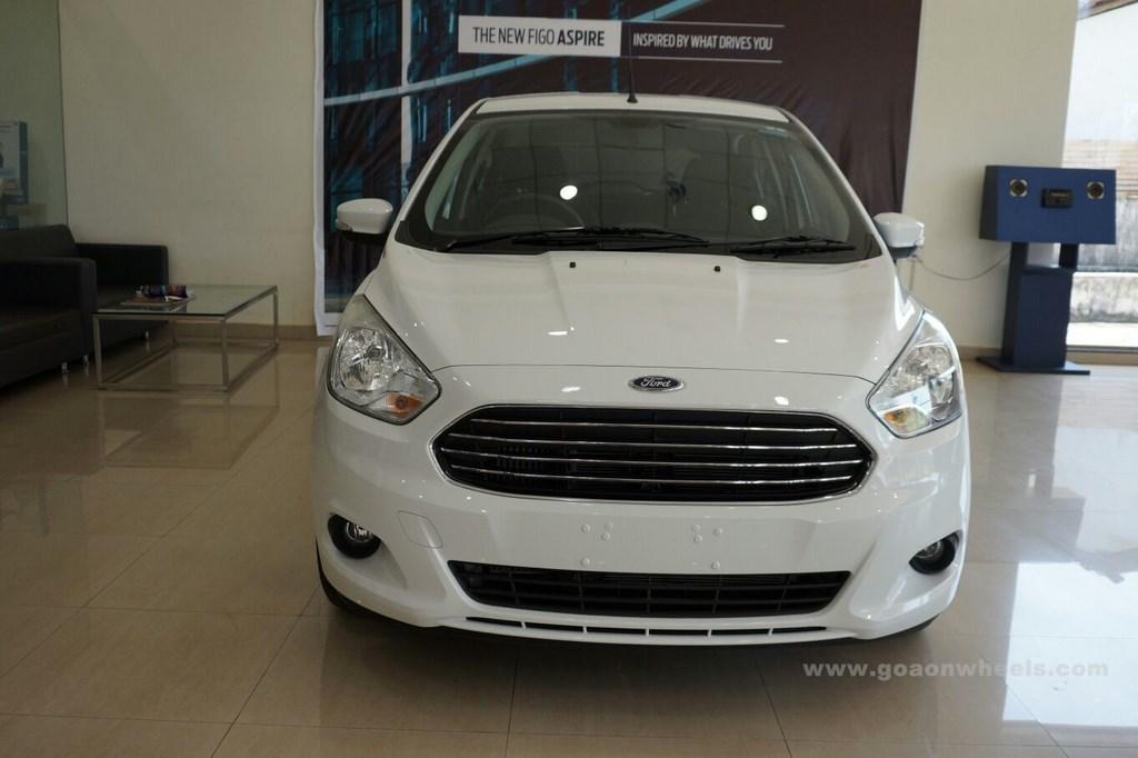 Ford Figo Hatchback Goa (1)