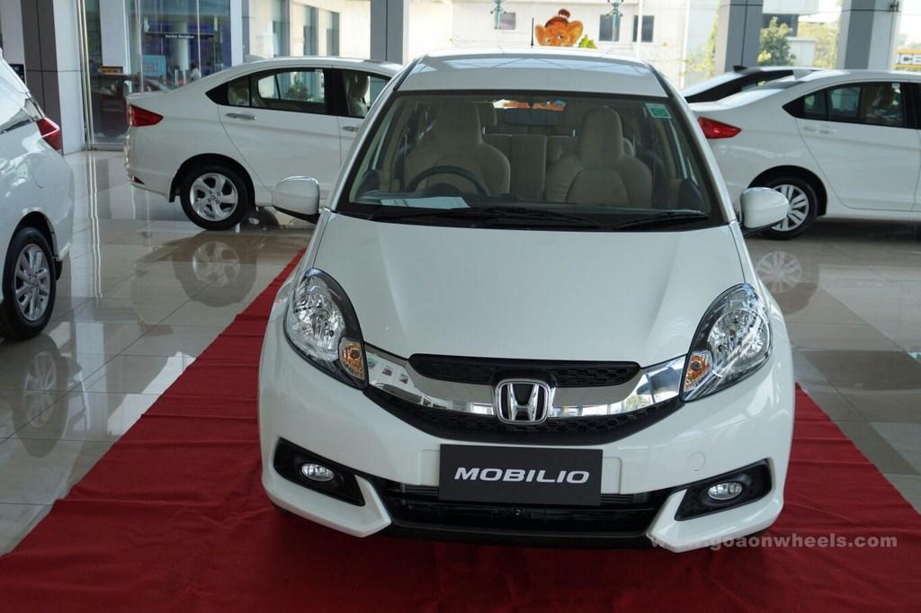 Honda Celebration Mobilio edition