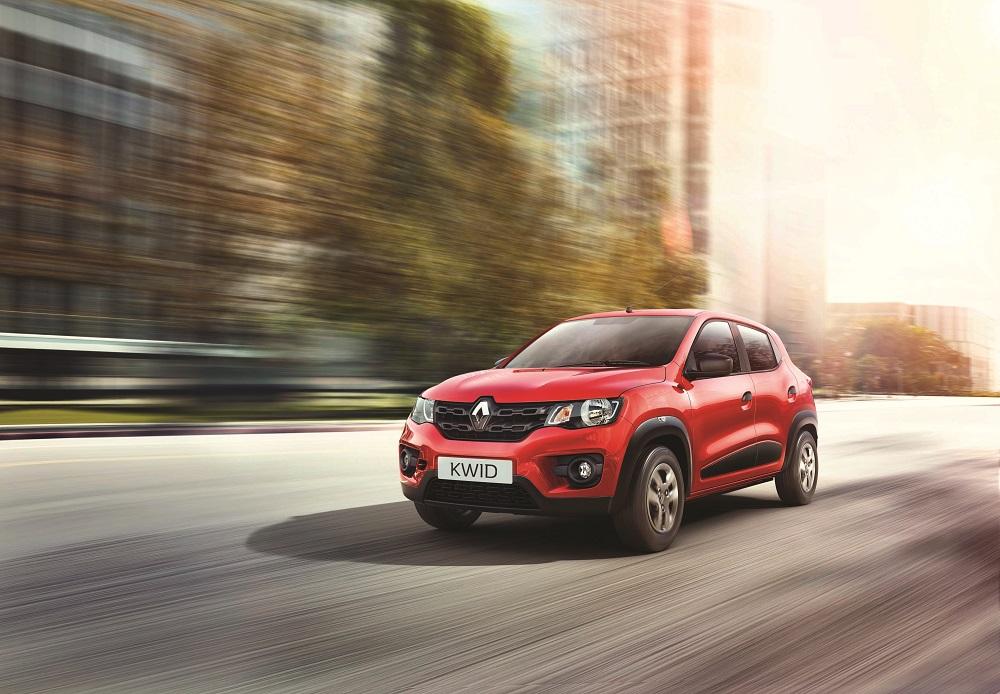 Renault Kwid Goa