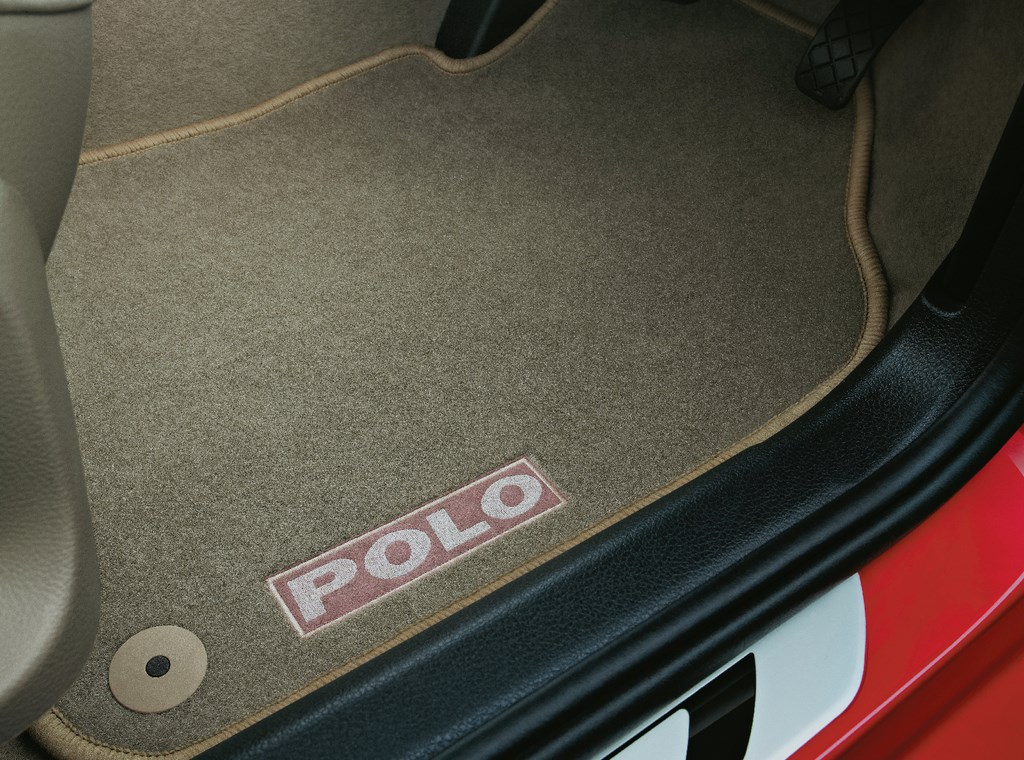 Limited Edition Polo Exquisite Insert_Floor mats