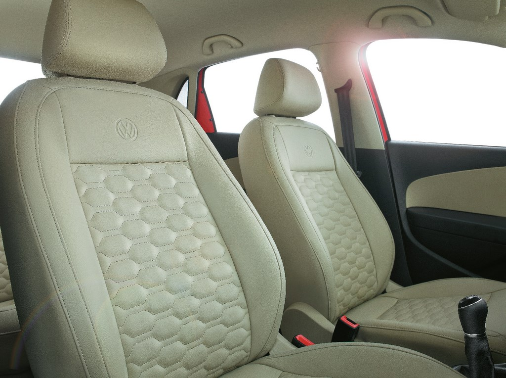Limited Edition Polo Exquisite Insert_Seat covers