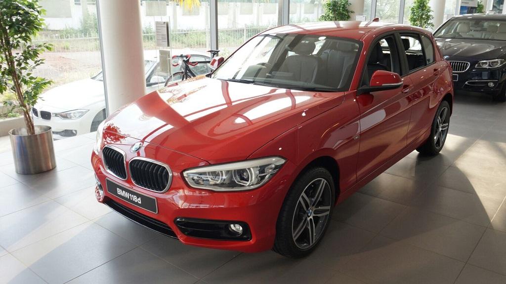 BMW 1 Series Goa