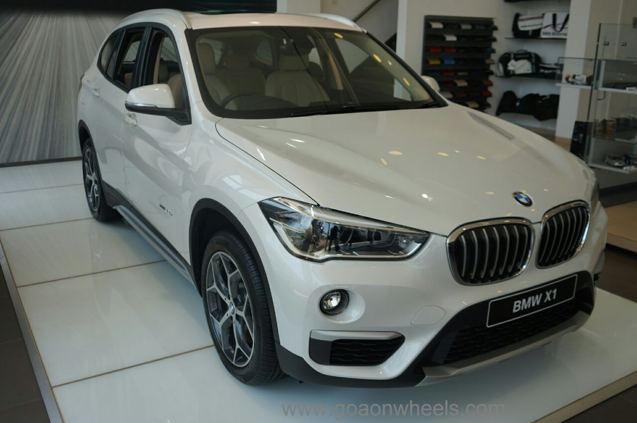 The New Generation BMW X1 Got Its First Public Unveil At The 2016 Auto Expo  In February 2016, And Recently The Vehicle Was Displayed For A Special  Preview ...