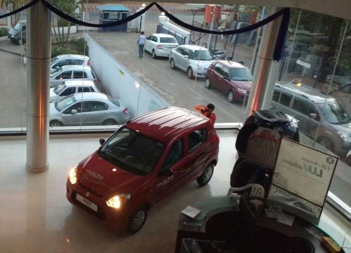 Maruti Suzuki alto 800 facelift (1)
