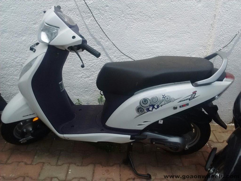 Honda Activa-i Goa (2)