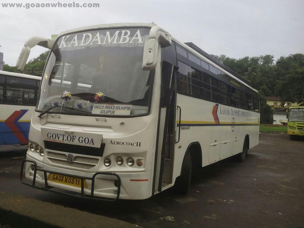 Kadamba Goa to Solhapur (1)