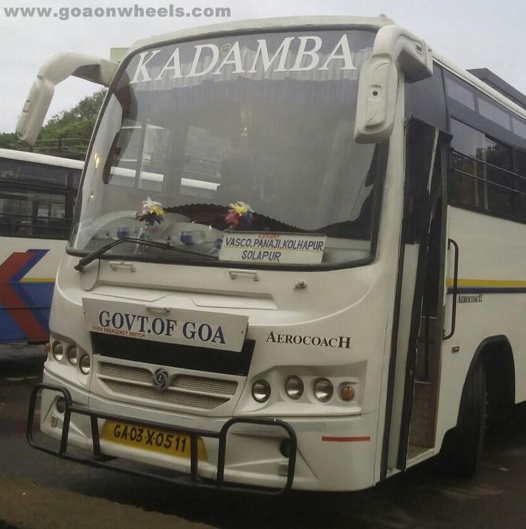 Kadamba Goa to Solhapur (3)