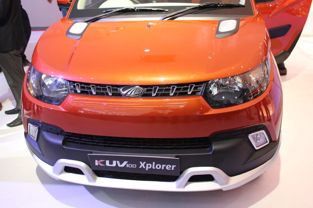 Mahindra KUV 100 Xplorer Edition (12)