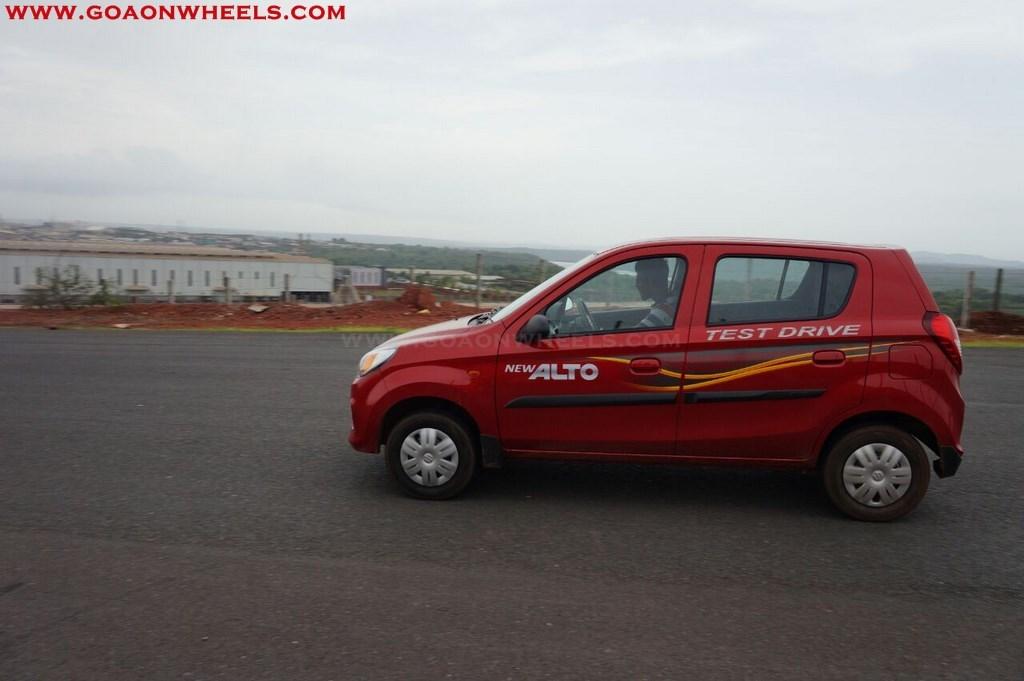 Maruti Suzuki Alto 800 facelift review (9)