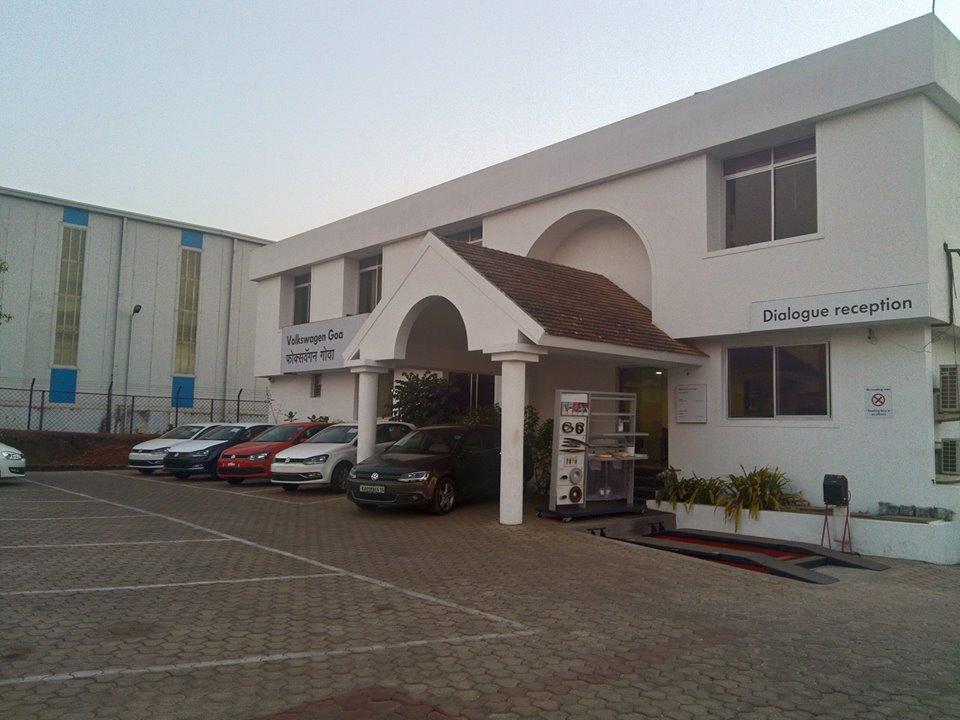 Volkswagen Goa service centre