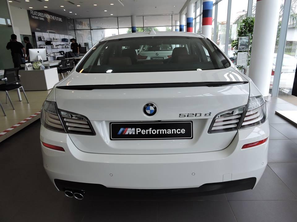 BMW 5 Series M- PERFORMANCE kit